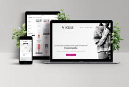 Nouvelle Vogue - E-commerce